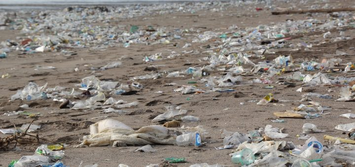 reduce plastic waste as a green Christian